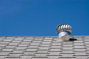Cool Roof with Vent