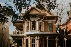 Classic Victorian House