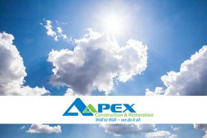 ozone cleaning from Aapex Construction & Restoration