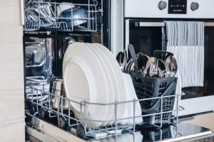Mold in your dishes